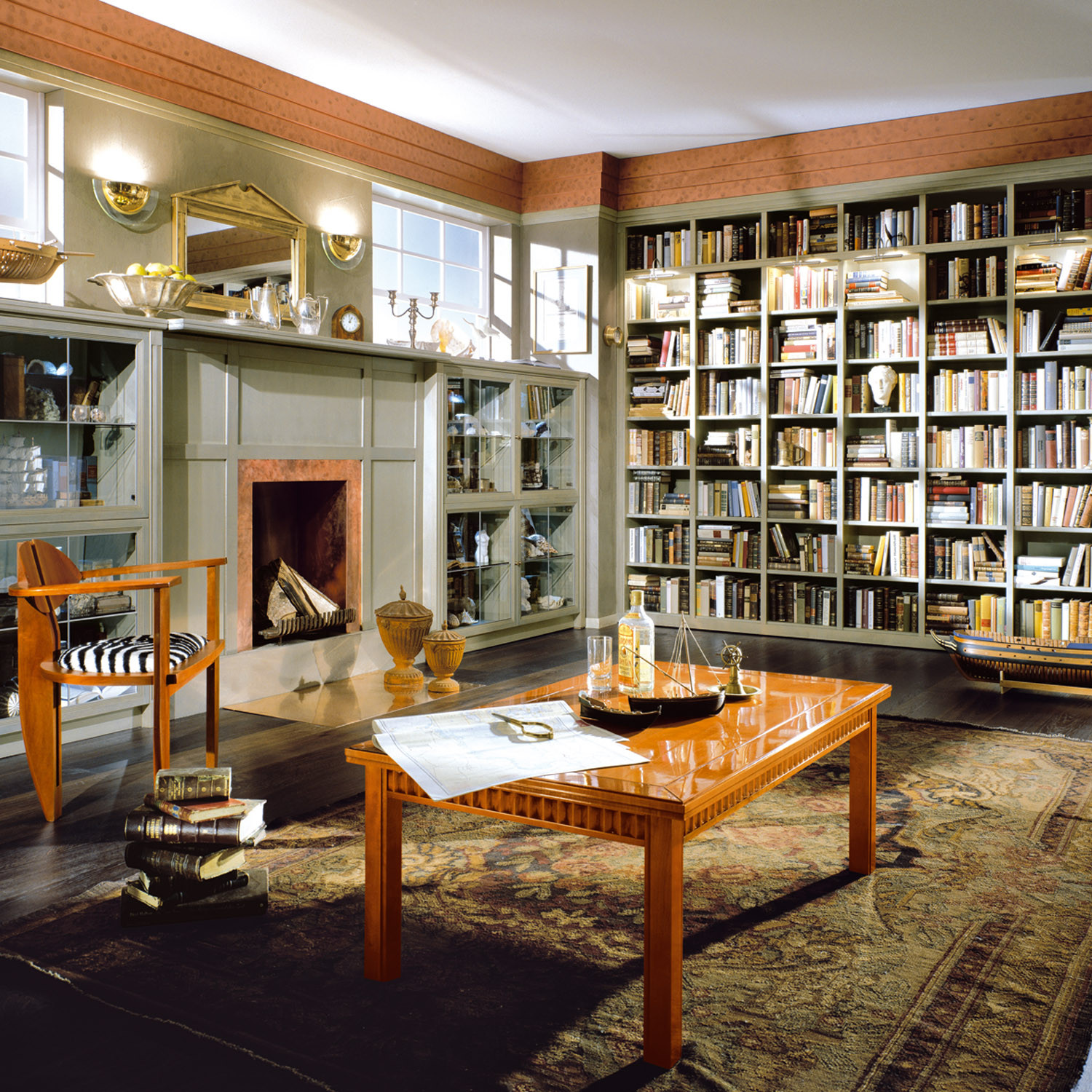 Custom Made Excellence Library