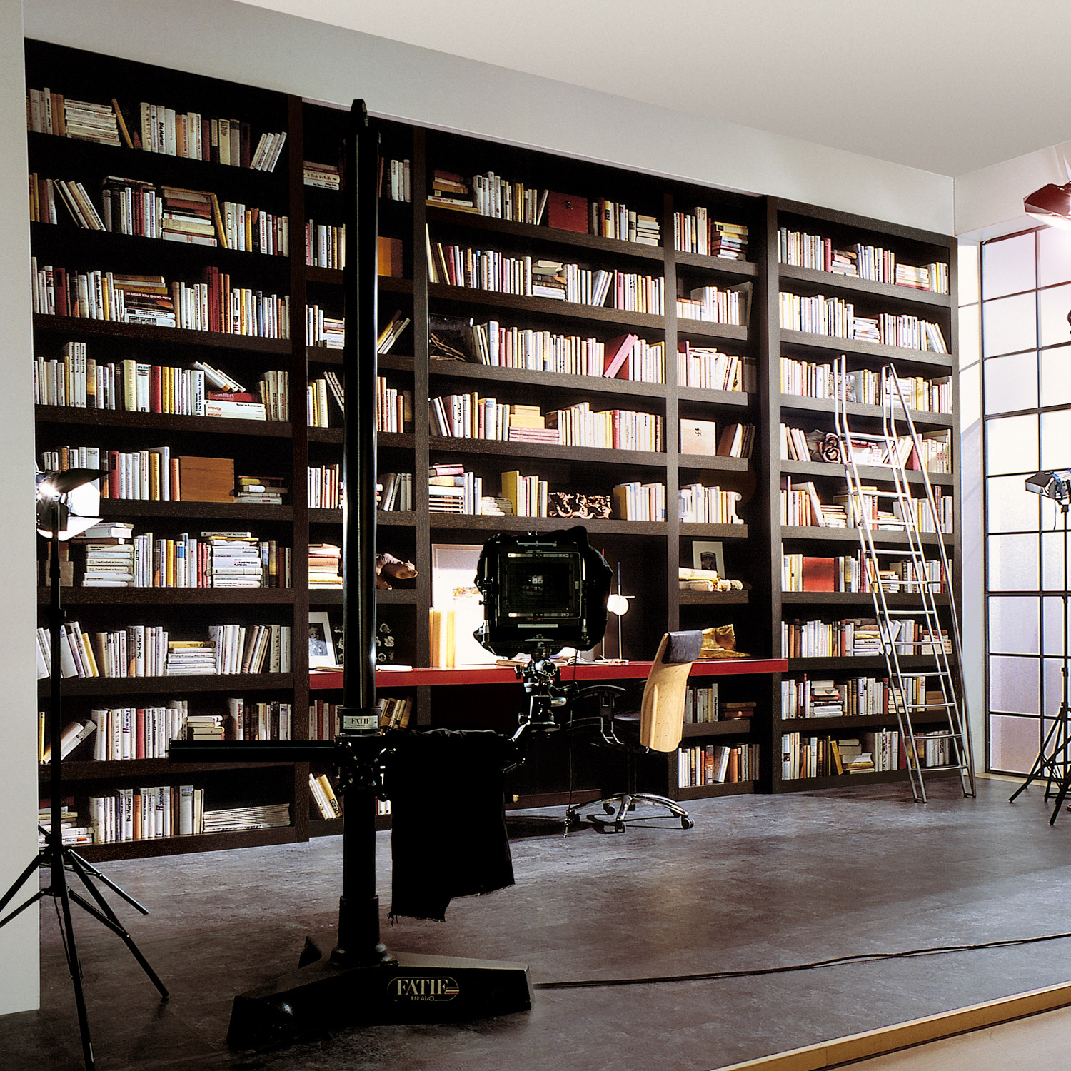 Bespoke Library No5 by Paschen