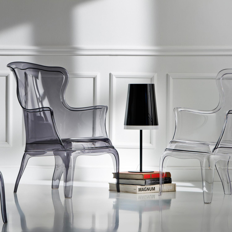 Pasha Lounge Armchair by Pedrali