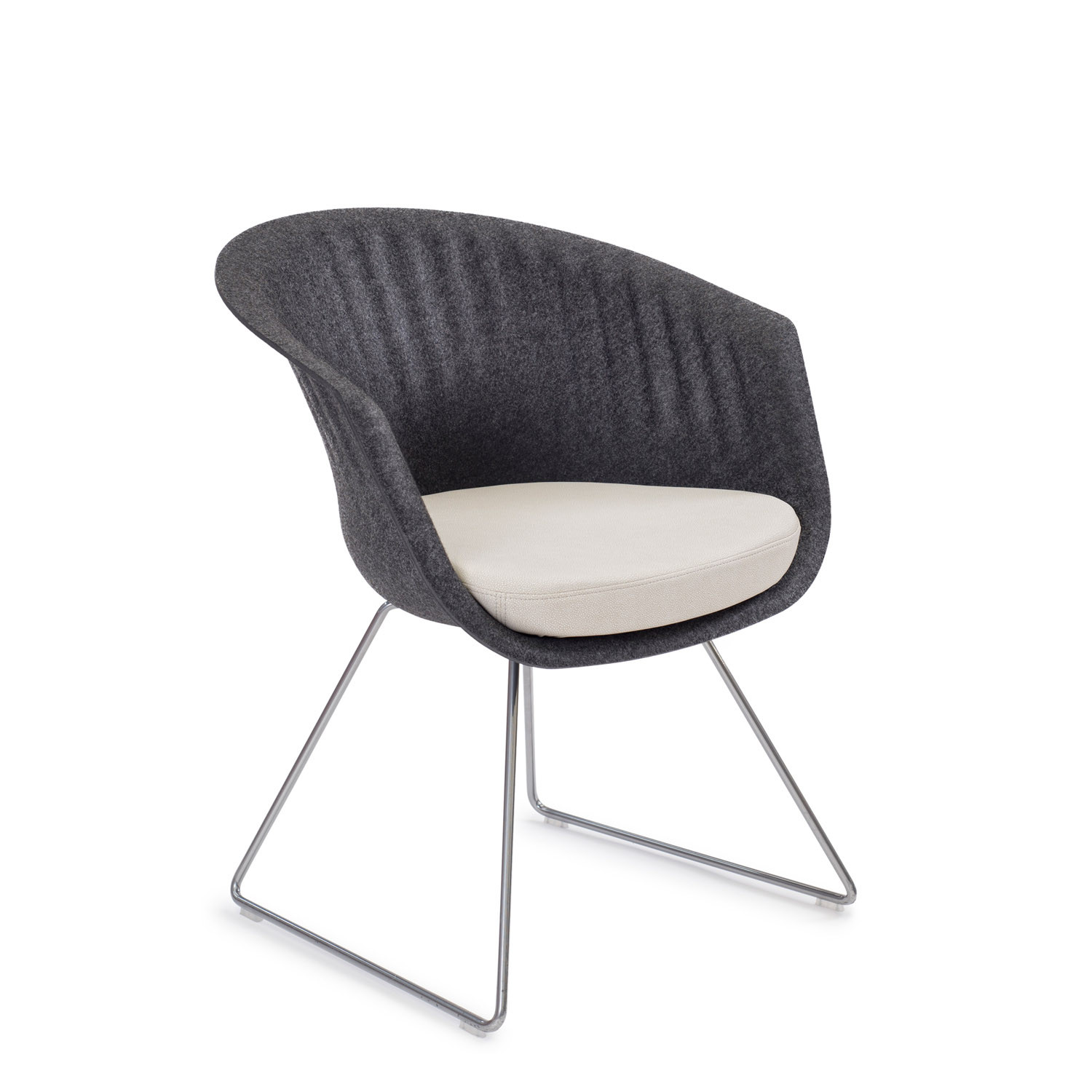Pearl MPL1C Sled Base Chair