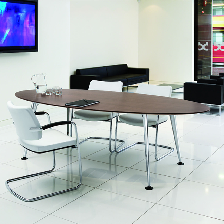 Pegasus Oval Meeting table