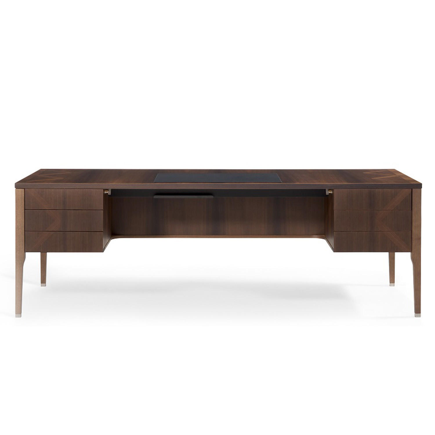 Pera Executive Wooden Desk by Faruk Malhan
