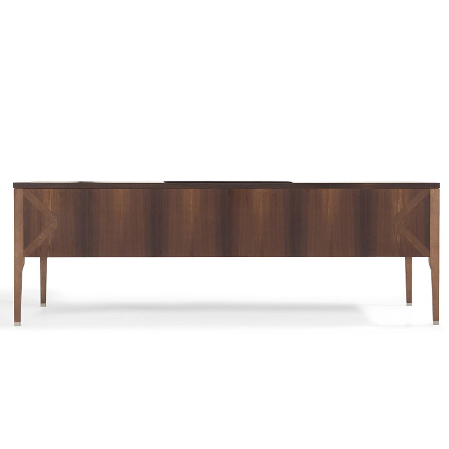 Pera Modern Executive Desk Rear View