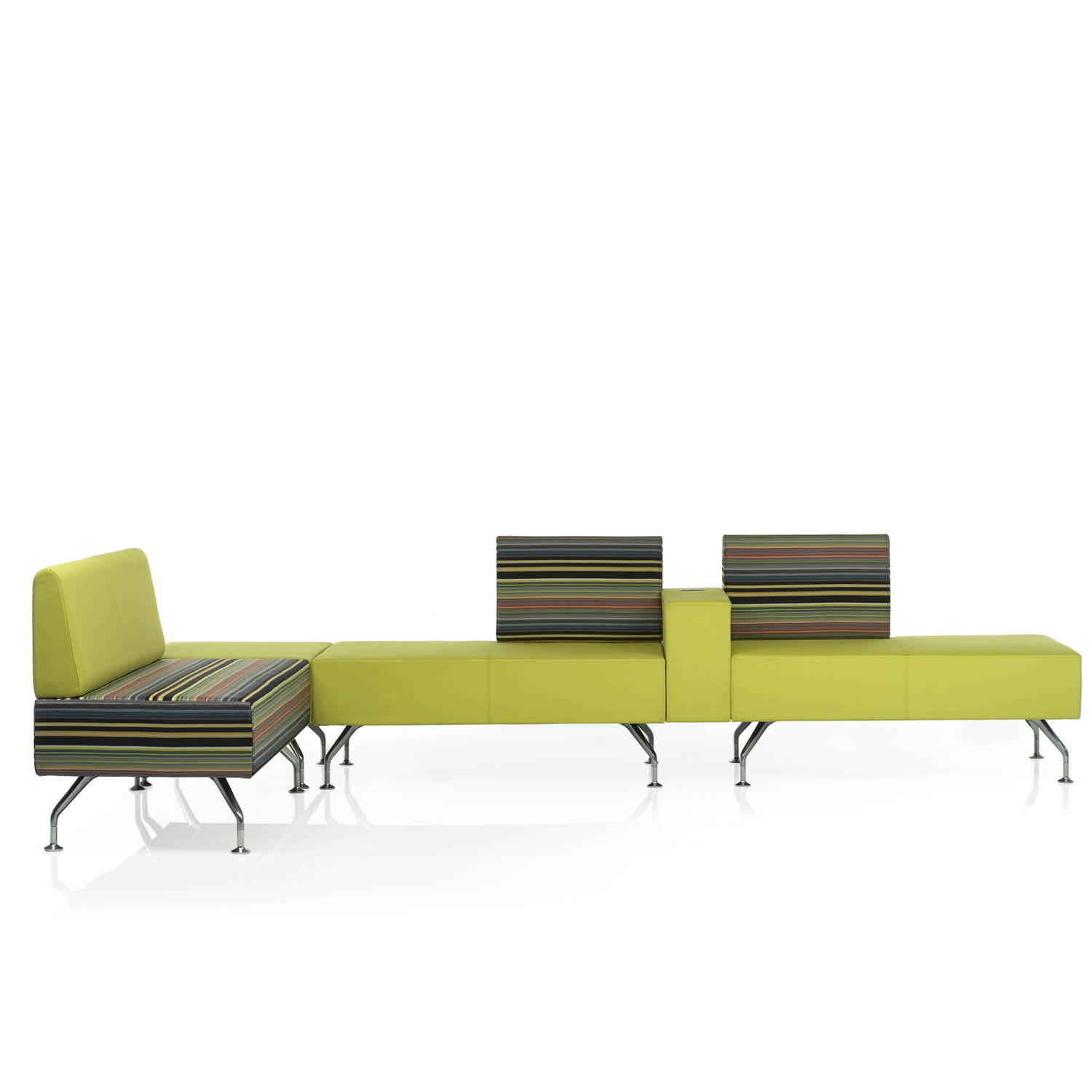 Perimeter Seating from Orangebox