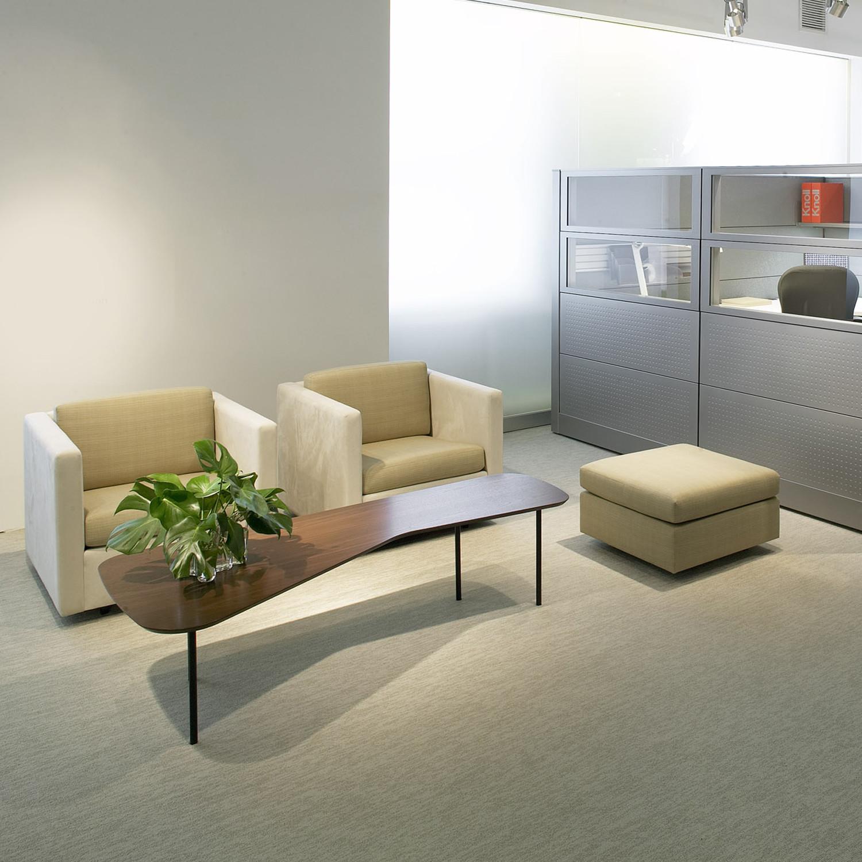 Pfister Reception Seating