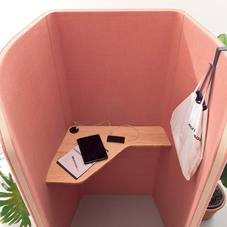 Nucleo Phone Booth 3