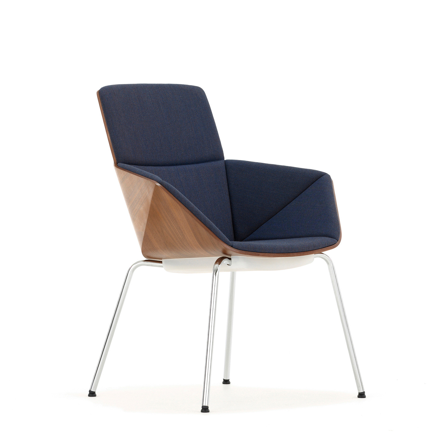 Phoulds High Back Armchair