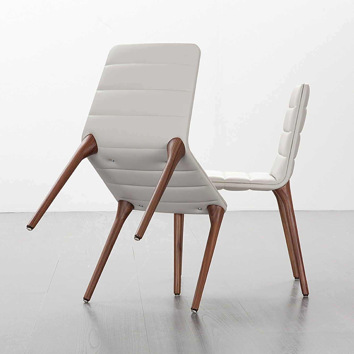 Pit Chairs by Tonon