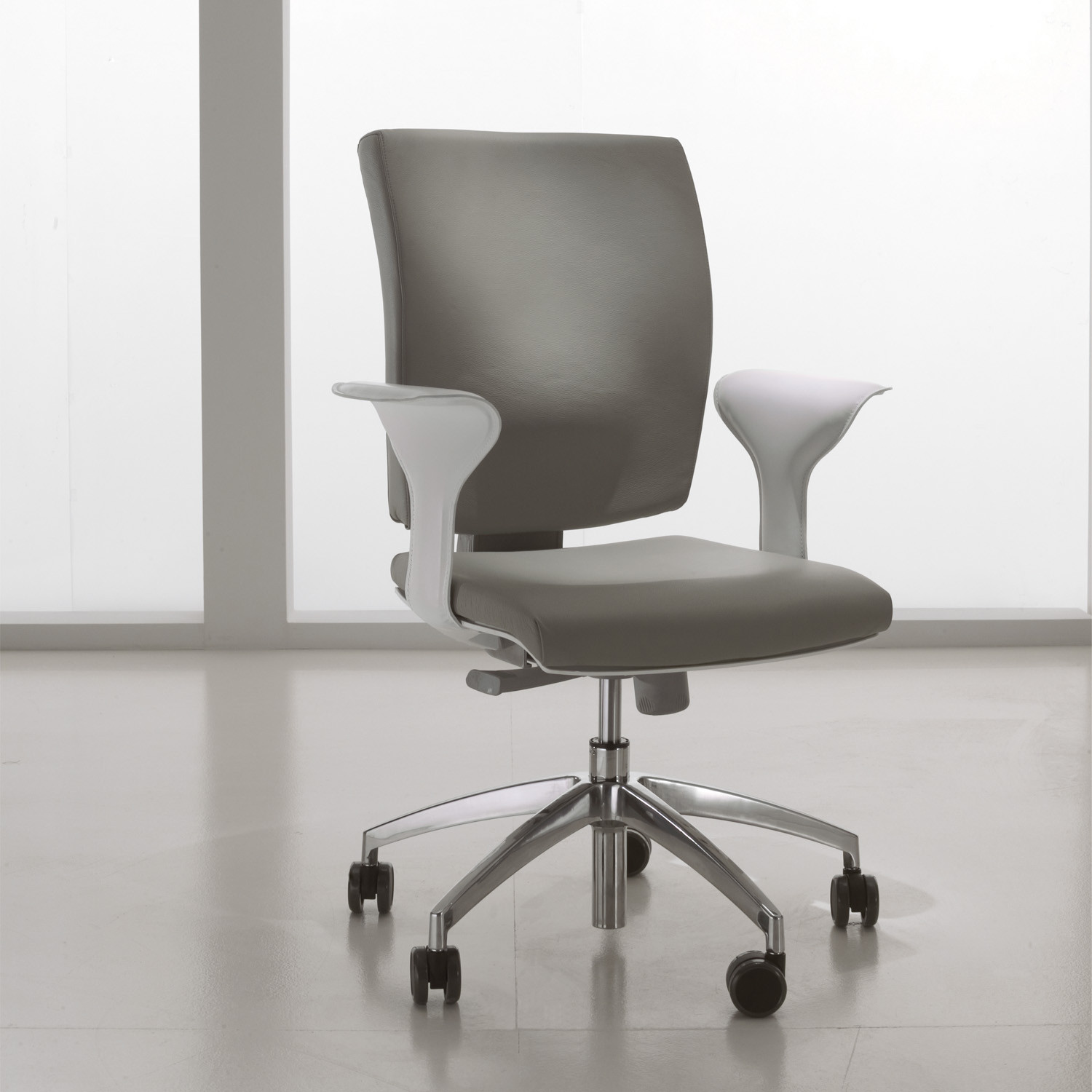 Pixel Medium Back Office Chair by Luxy