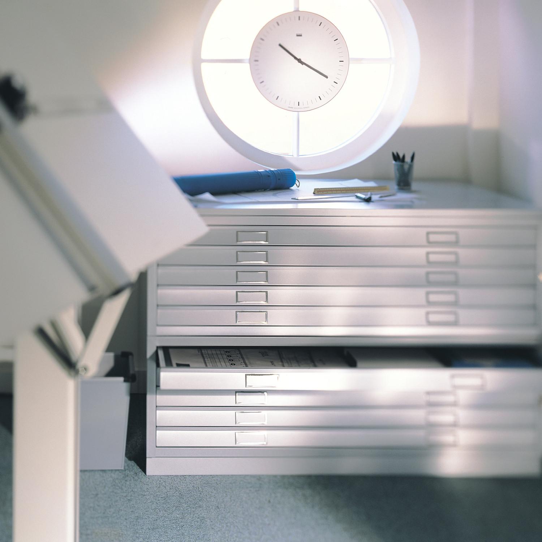 Plan Files Cabinet A0 & A1