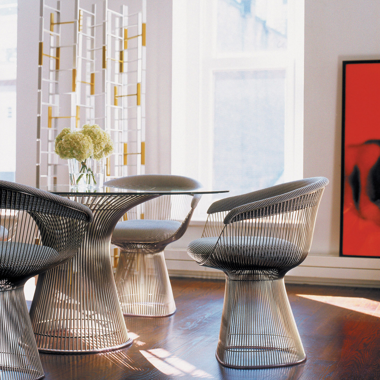Platner Chairs