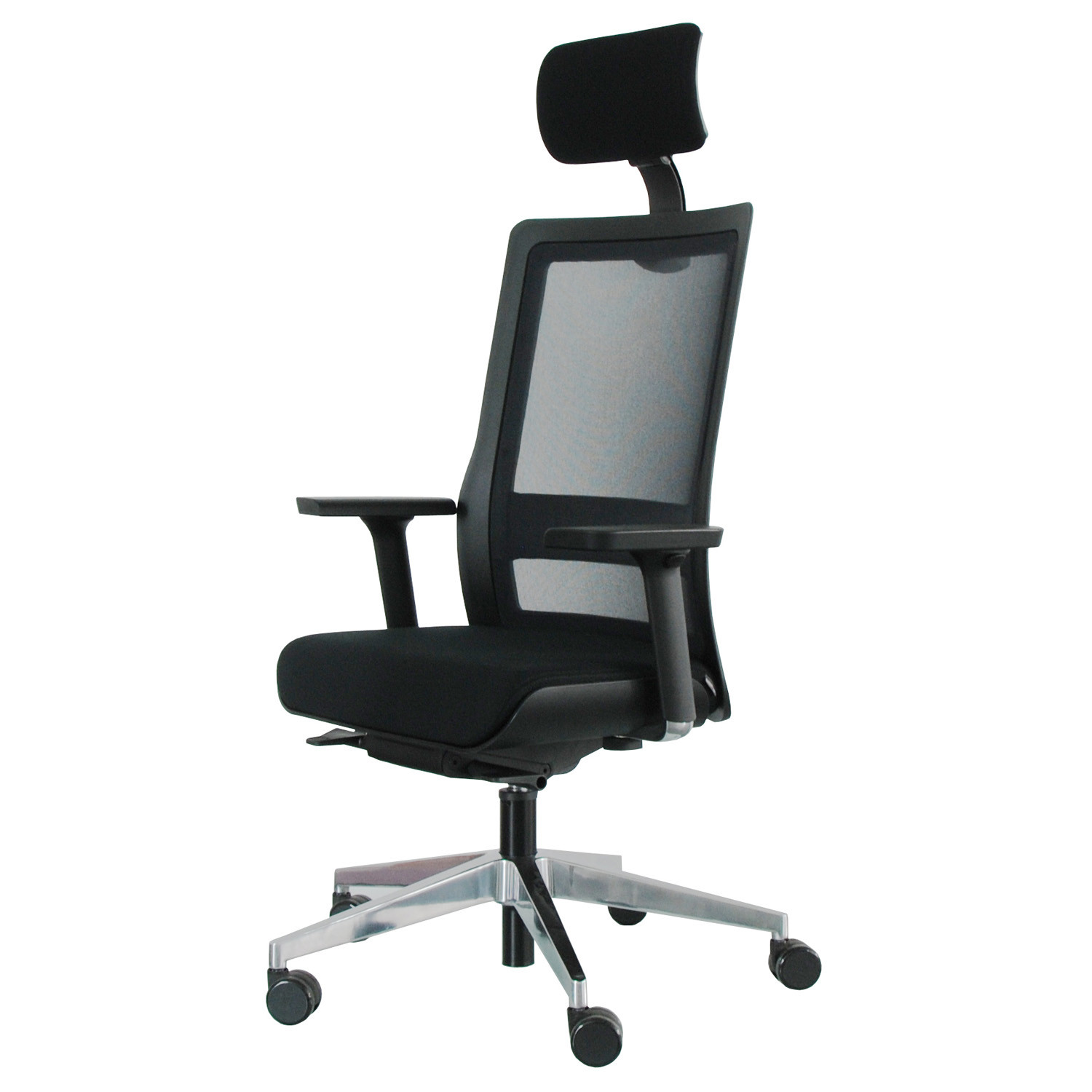 Poi Office Chair with headrest