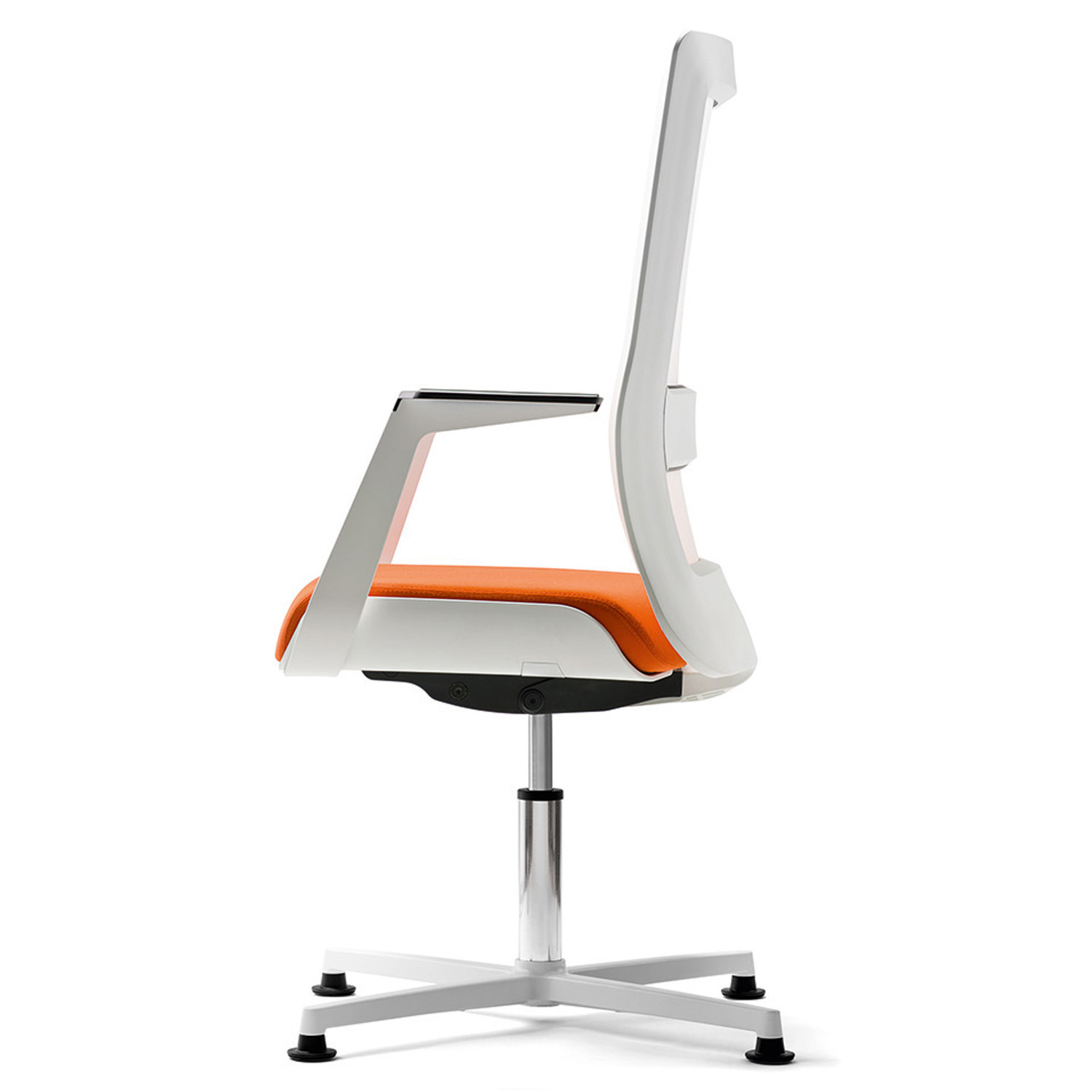 Poi Office Meeting Chair Side View