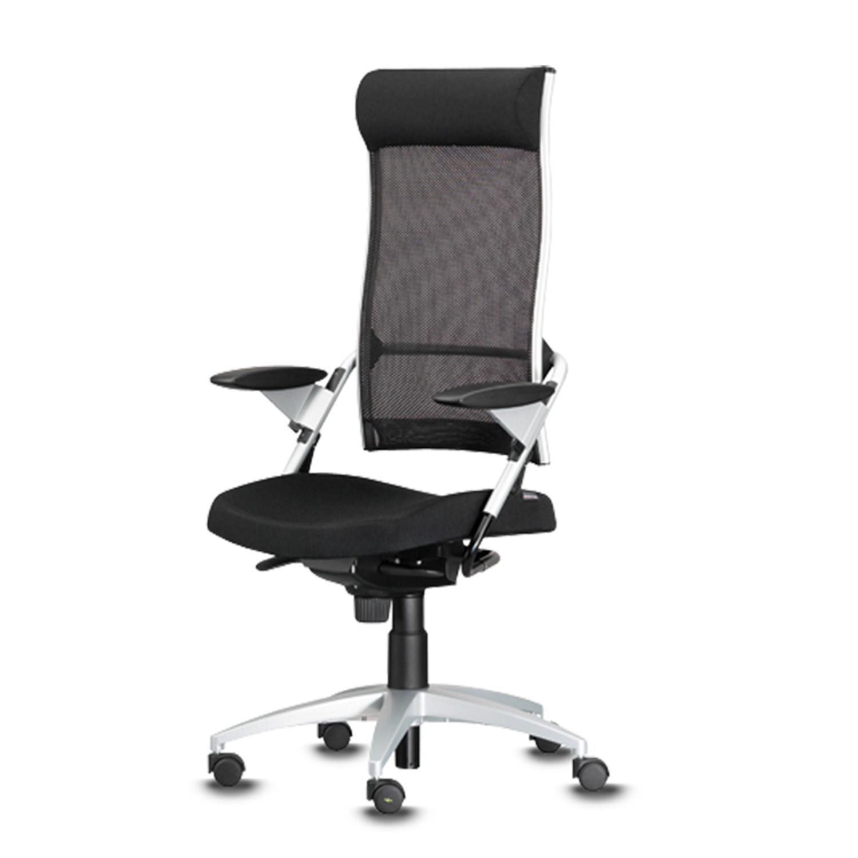 Ballendat Point Office Chair with Neckrest