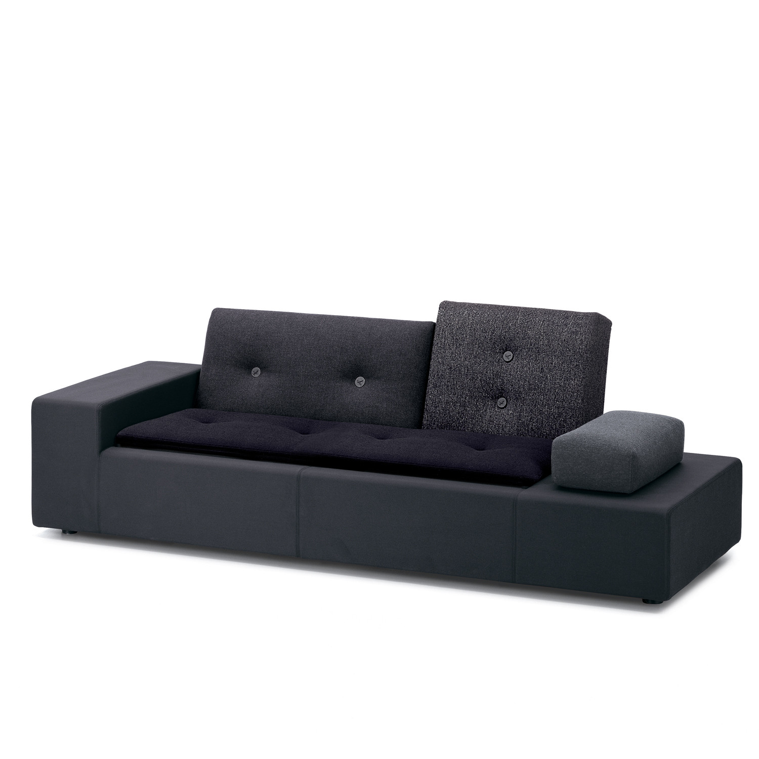 Polder Soft Seating with 5 colour combinations