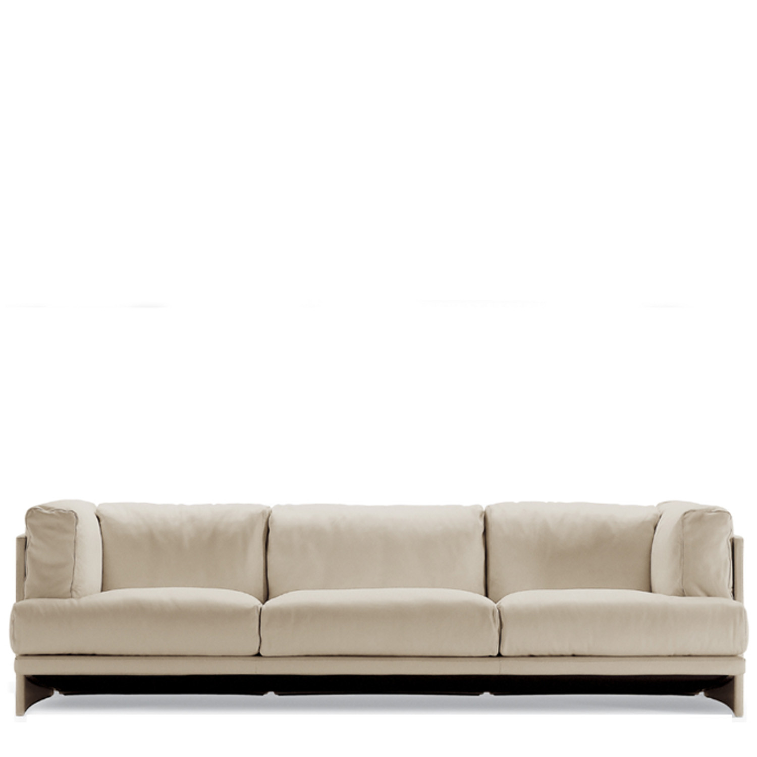 Polo Three Seater Soft Sofa