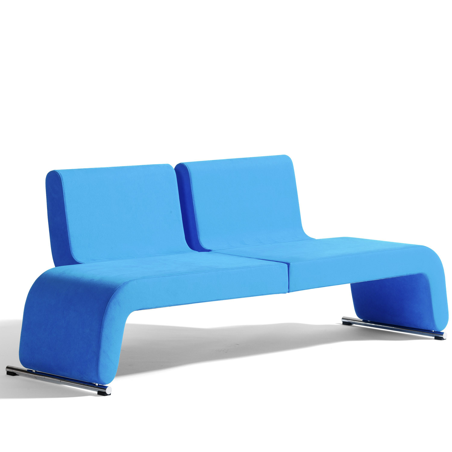 Polstergeist Sofa S20 for Waiting Areas