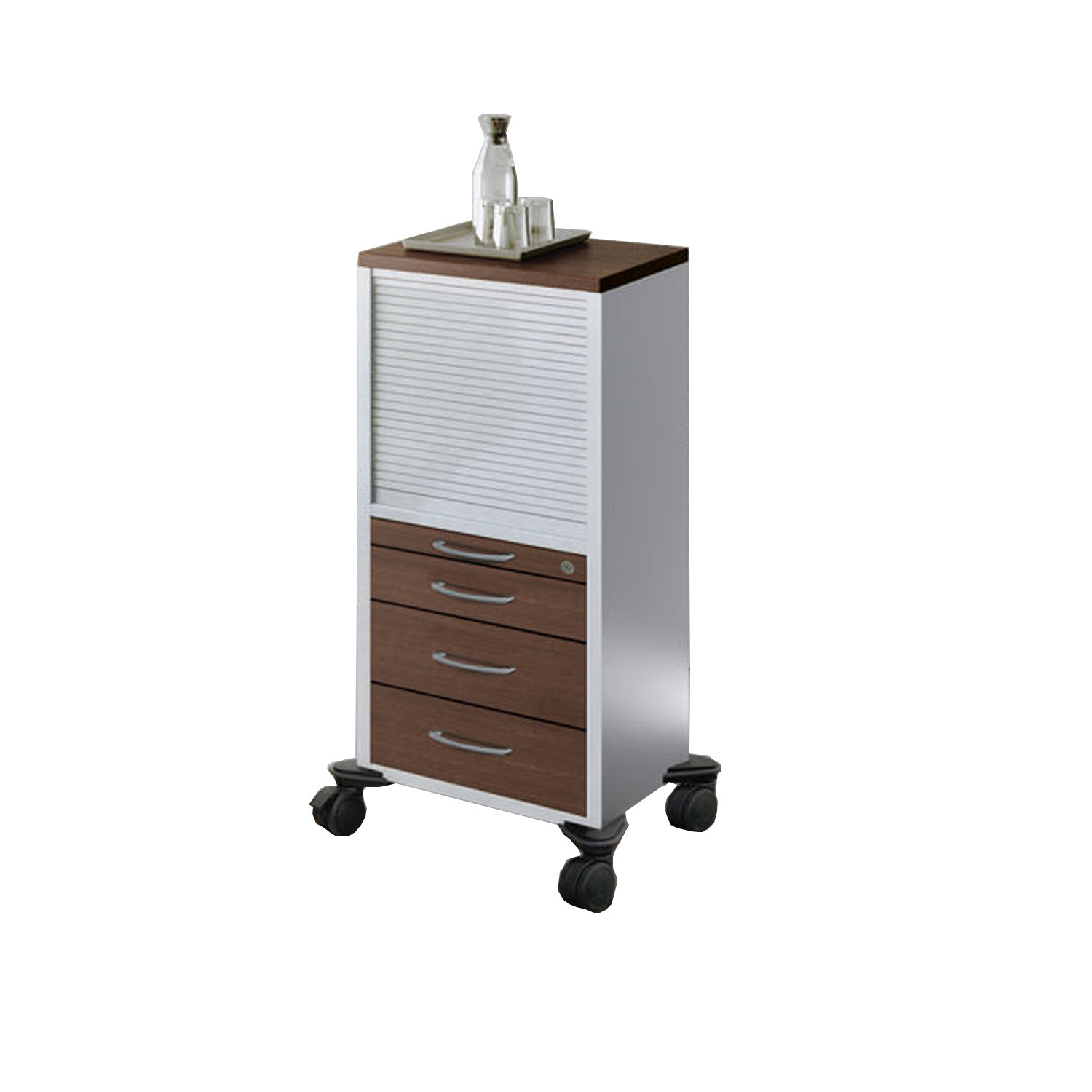 Pontis Mobile Pedestal Unit
