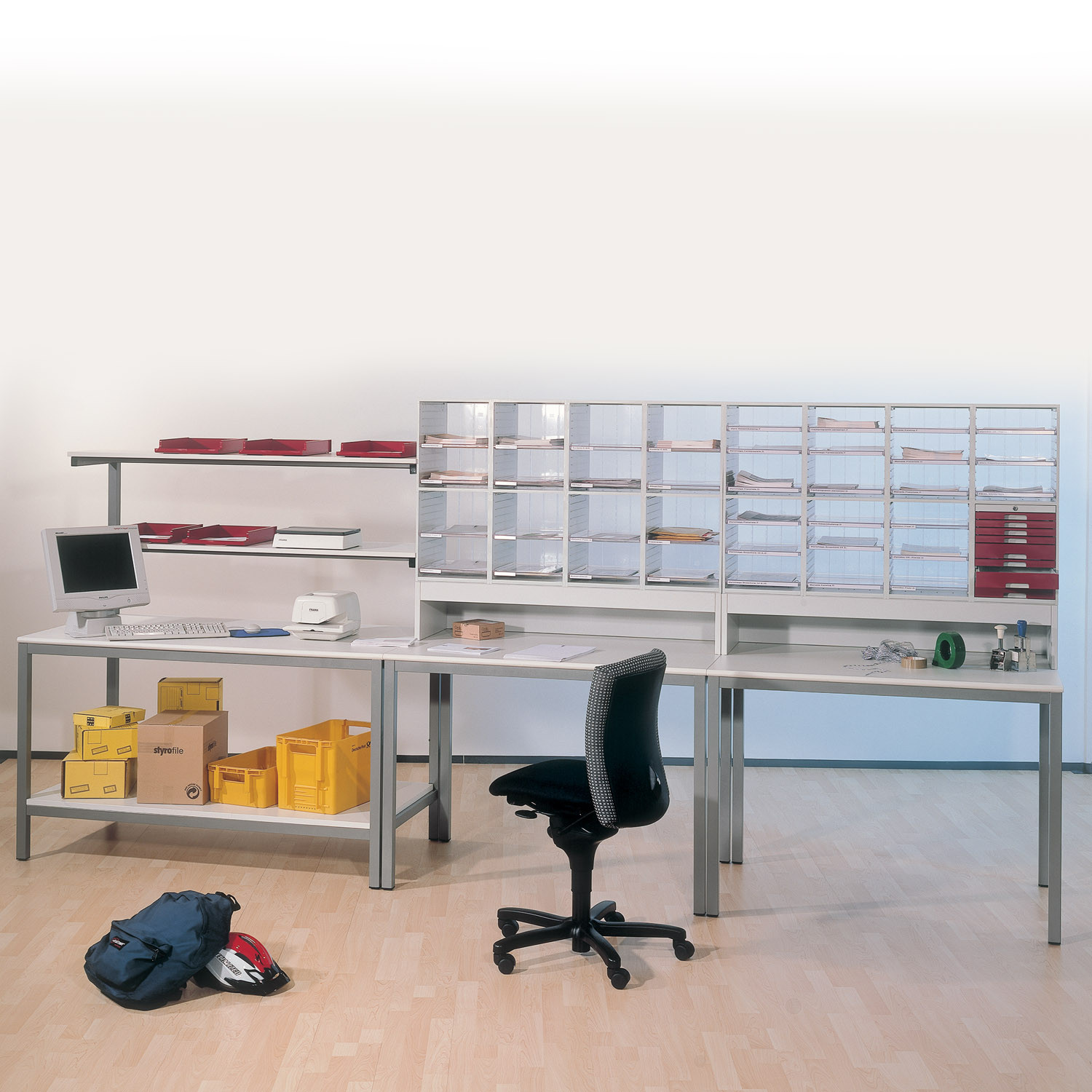 Postsort Advanced Mailroom Furniture
