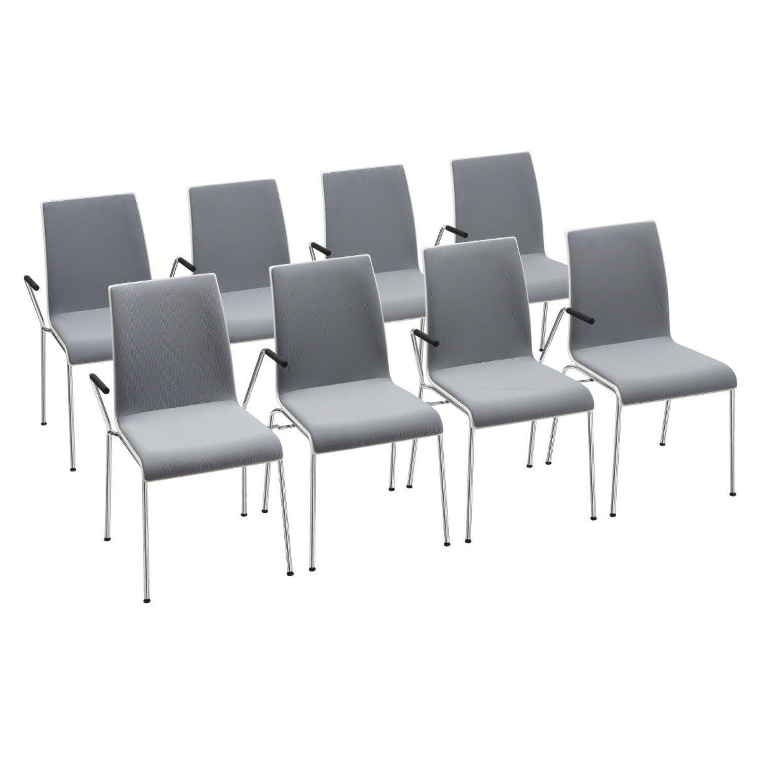 Prime is ideal for large-scale seating, cafeterias and canteens
