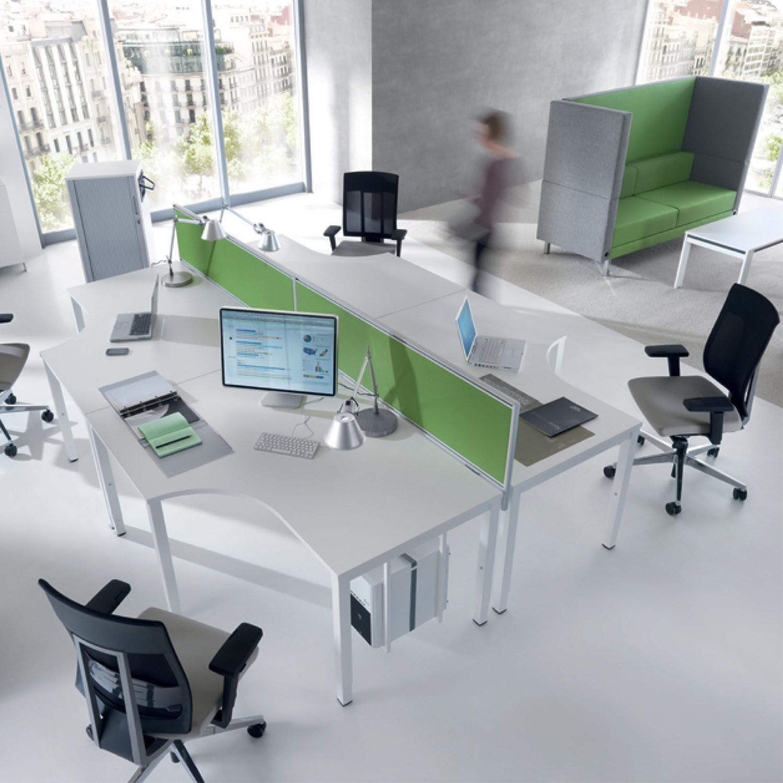 Primo Height Adjustable Desk; Primo Office Desk; Primo Desk System By  Mikomax