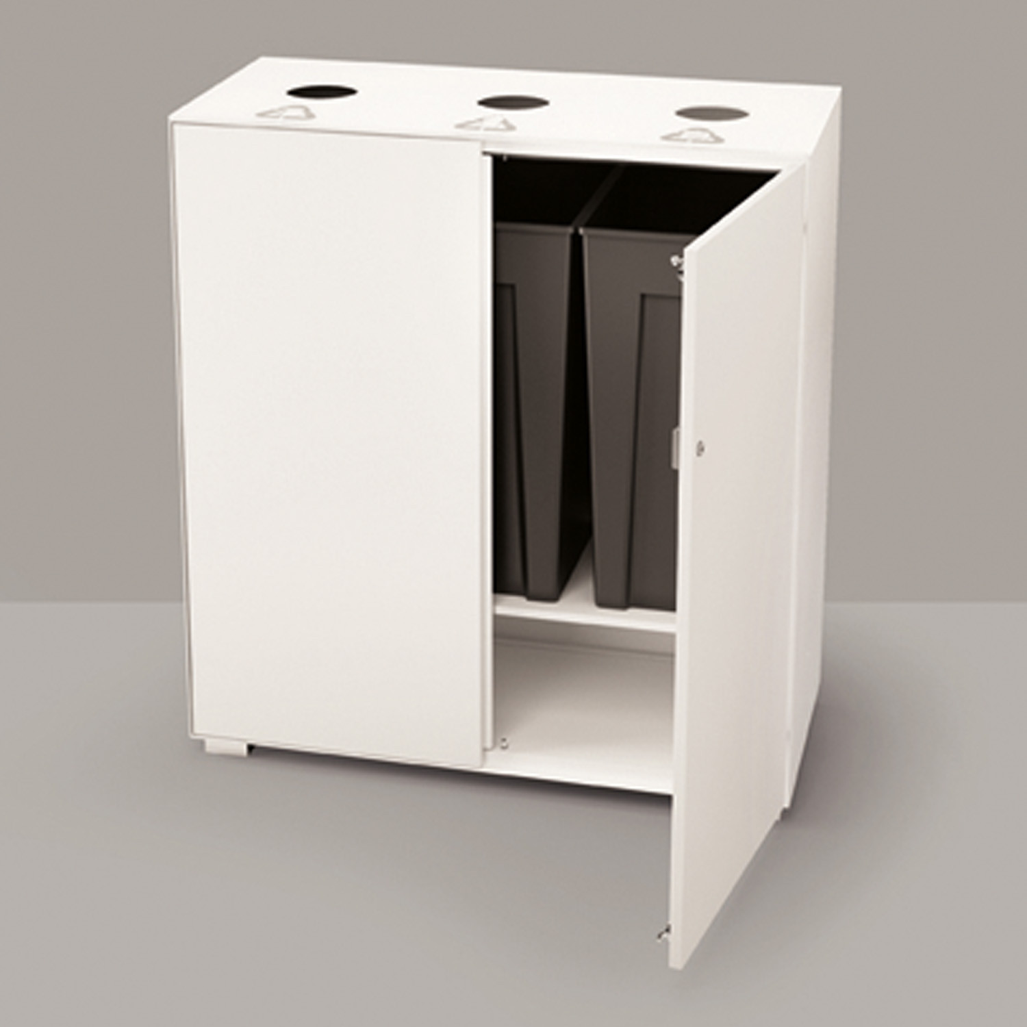 Primo Recycling Storage Cupboard