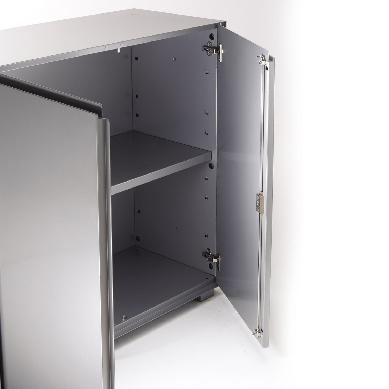 Primo 1000 Cupboard interior