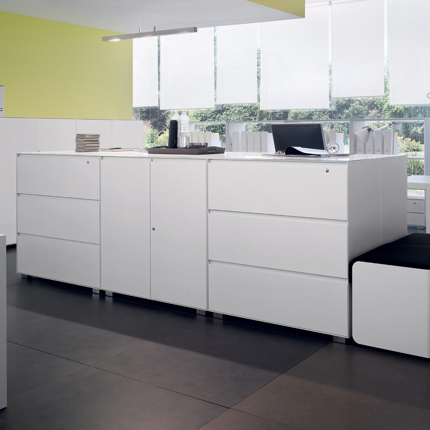 Primo 1000 Freestanding Cupboards