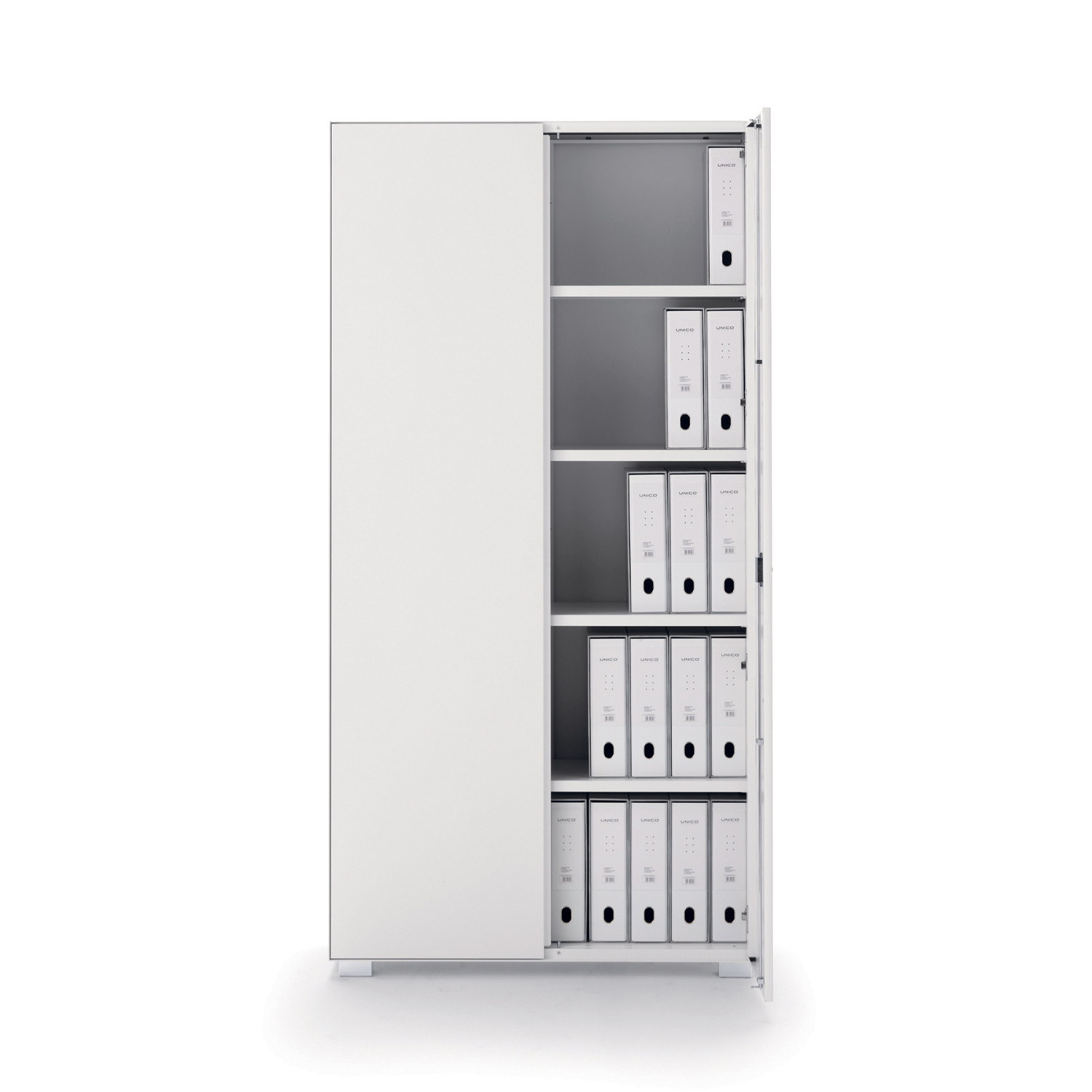 Primo 1000 Door Cabinet with 5 shelves