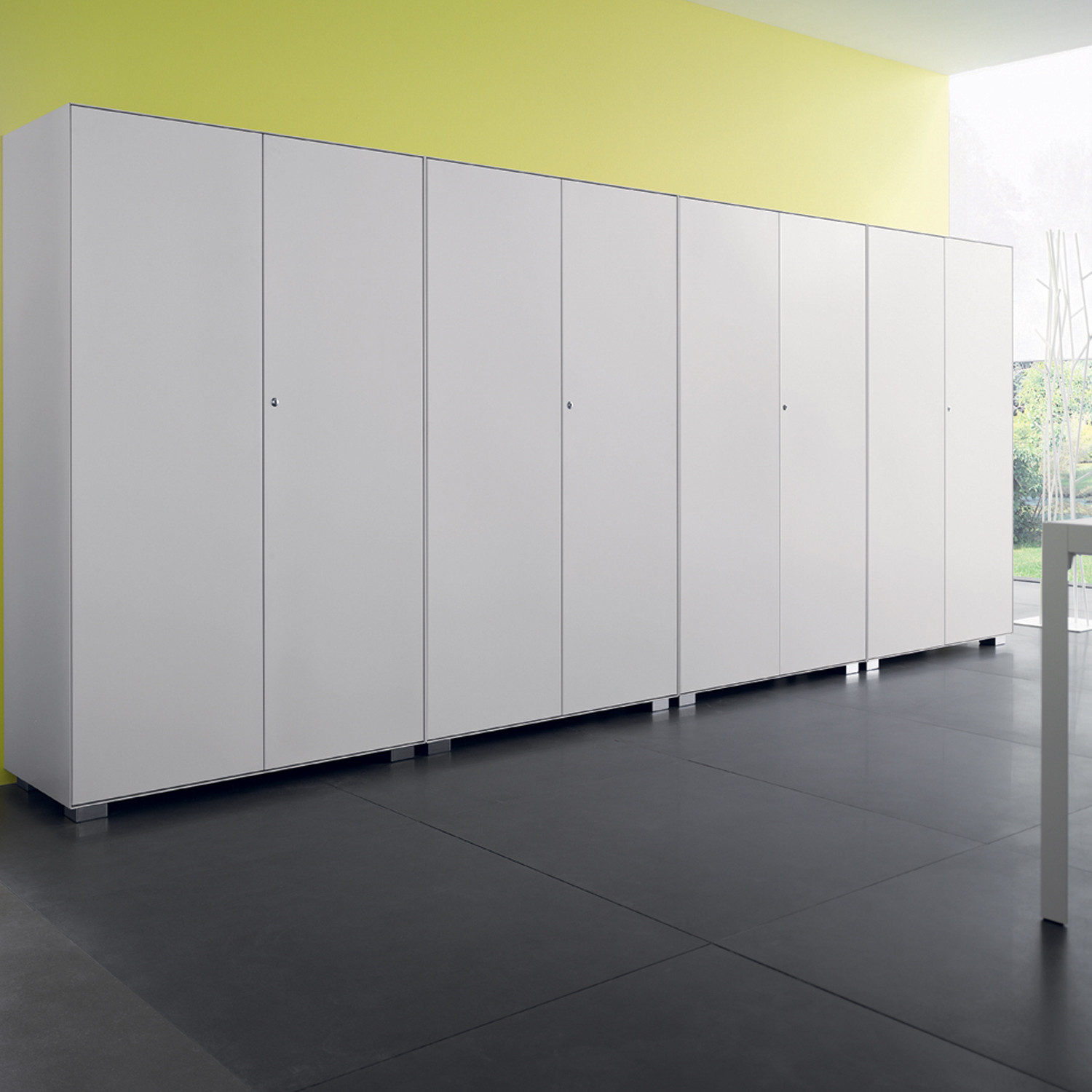 Pimo 1000 Hinged Door Cabinets