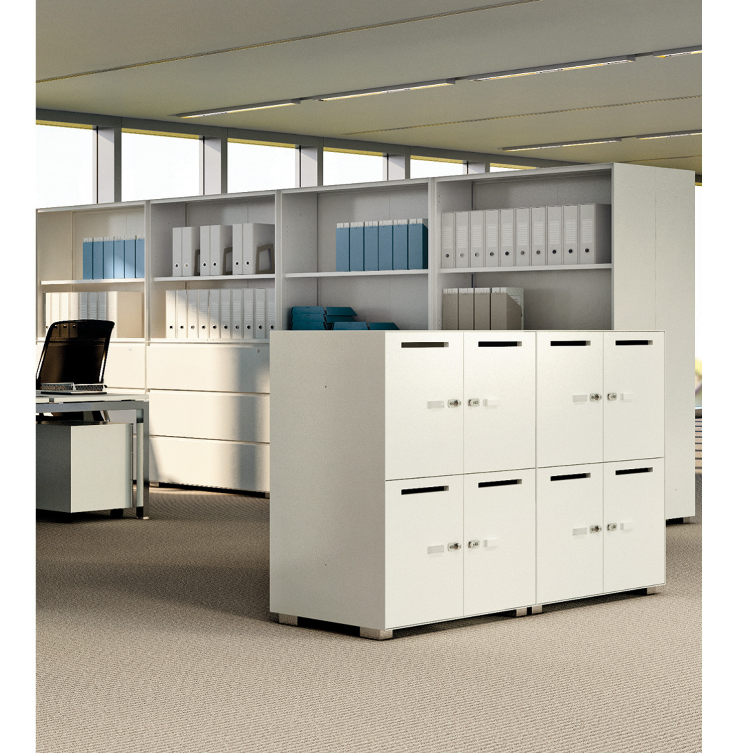 Primo Office Lockers Personal Office Storage Apres