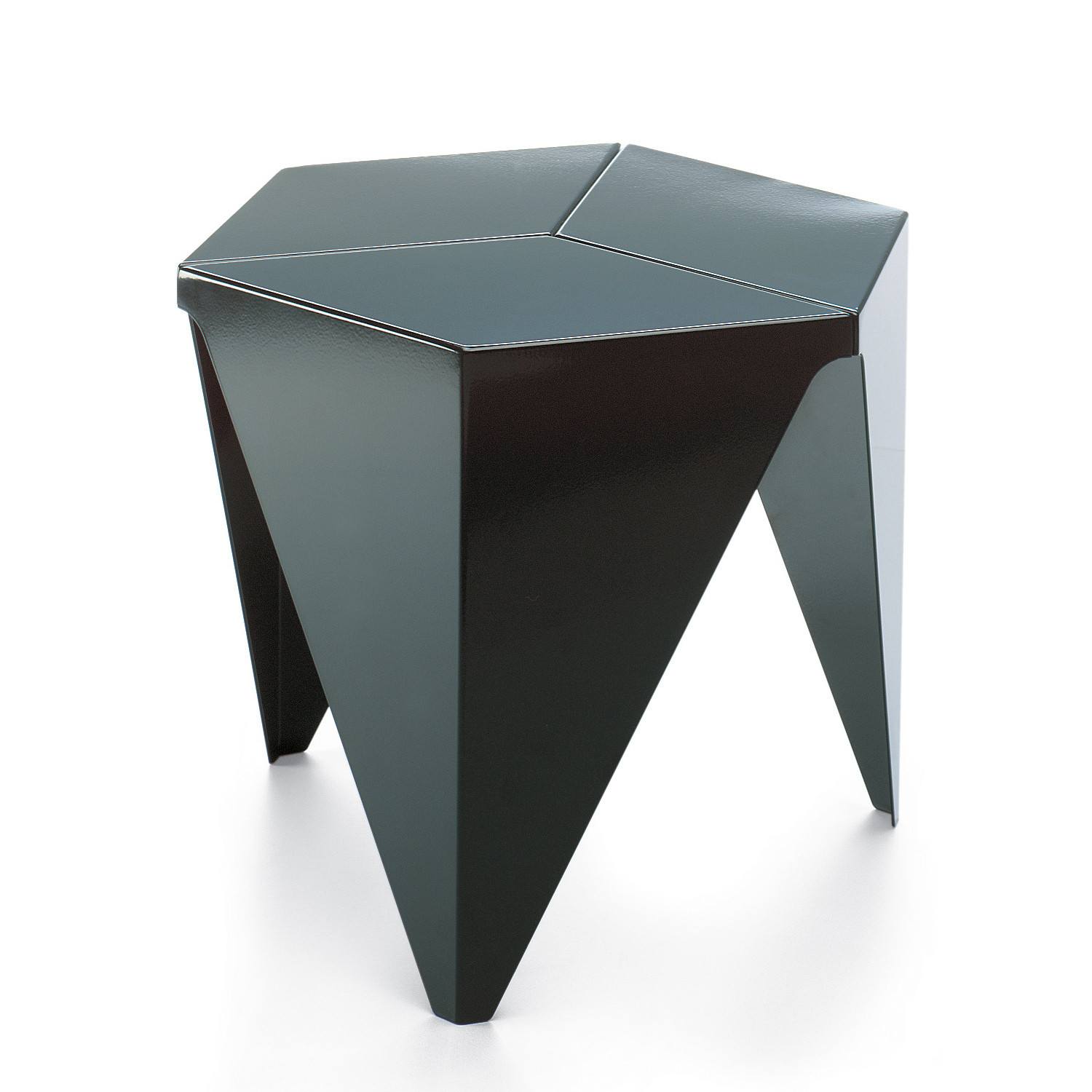 Prismatic Steel Low Table
