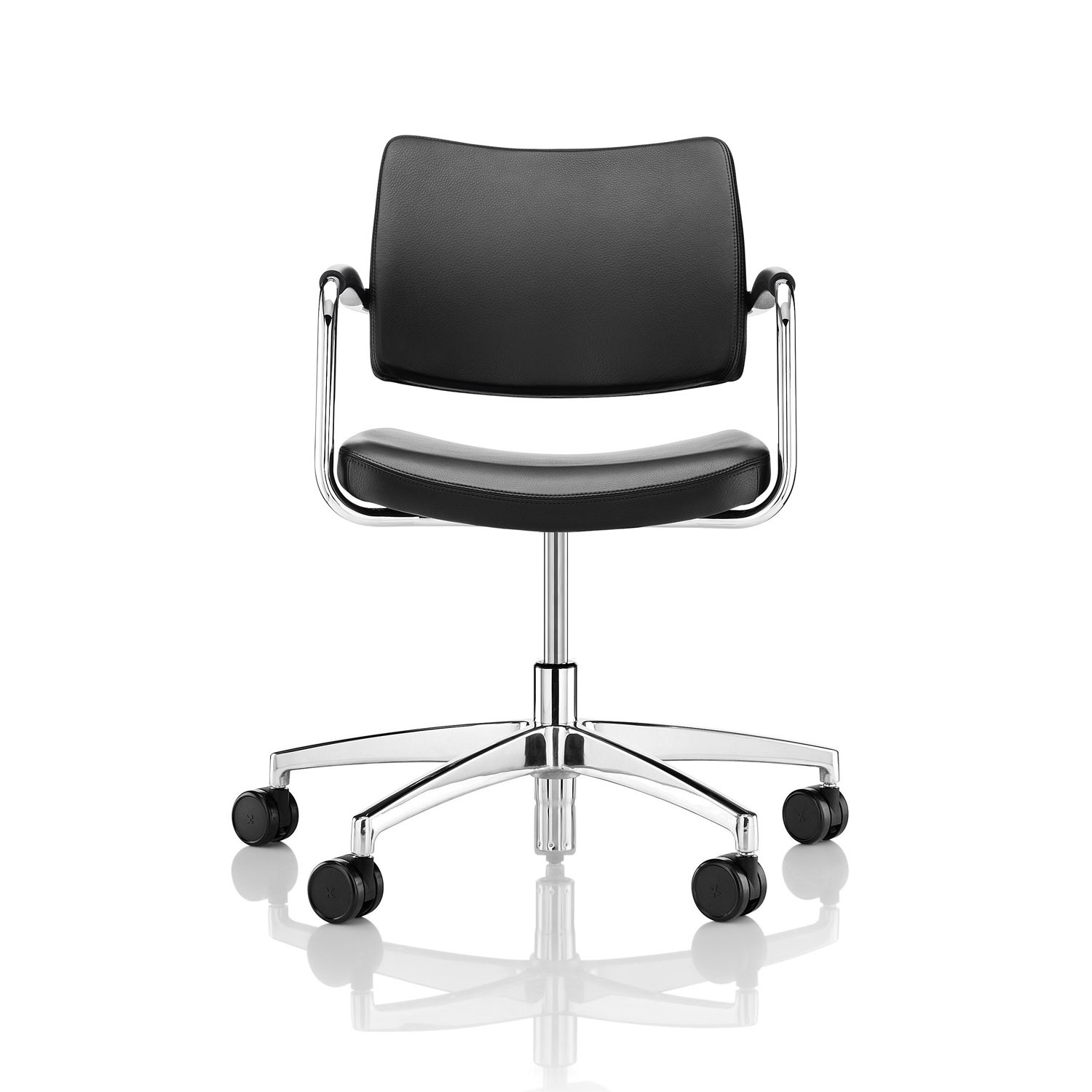Pro Visitor Chair - 4 Star Base