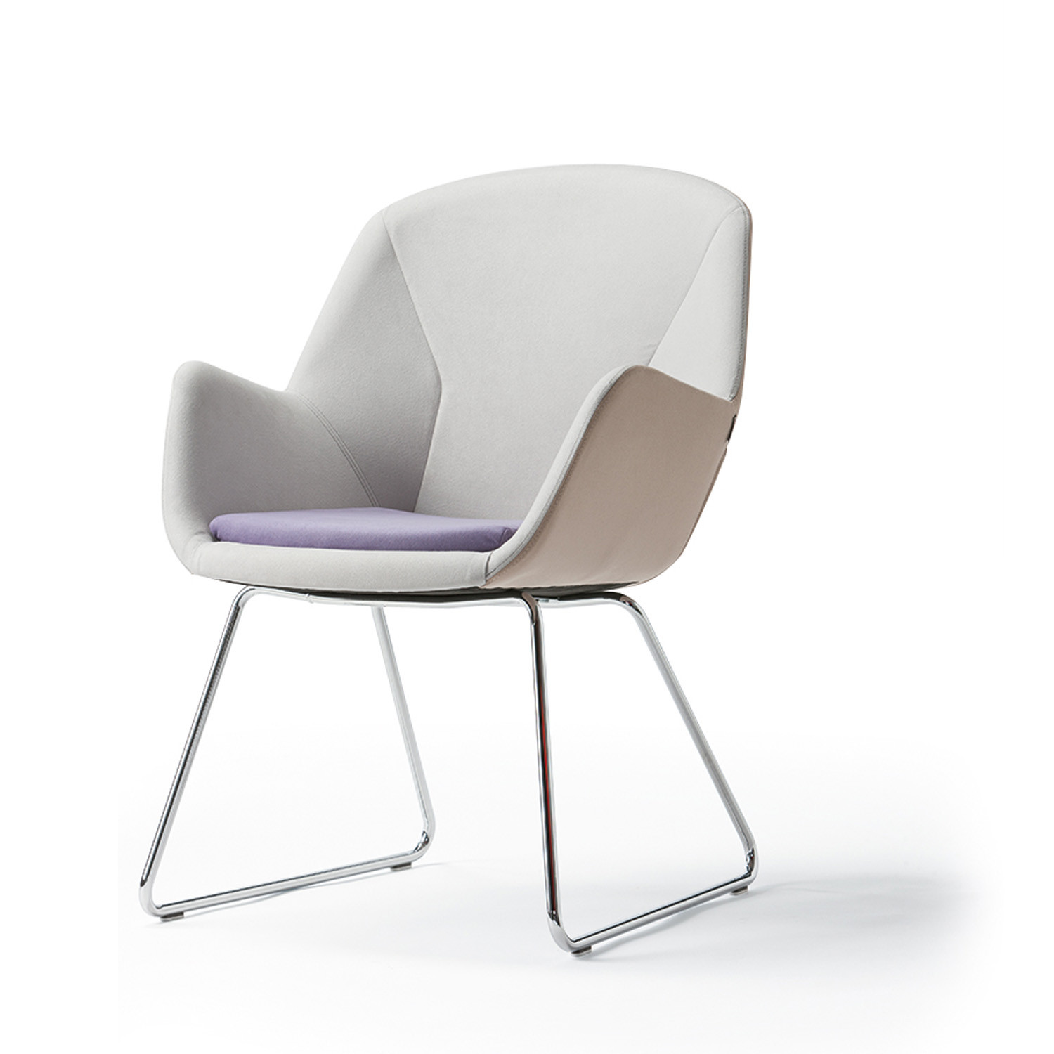 Pulse Conference Chair Skid Frame