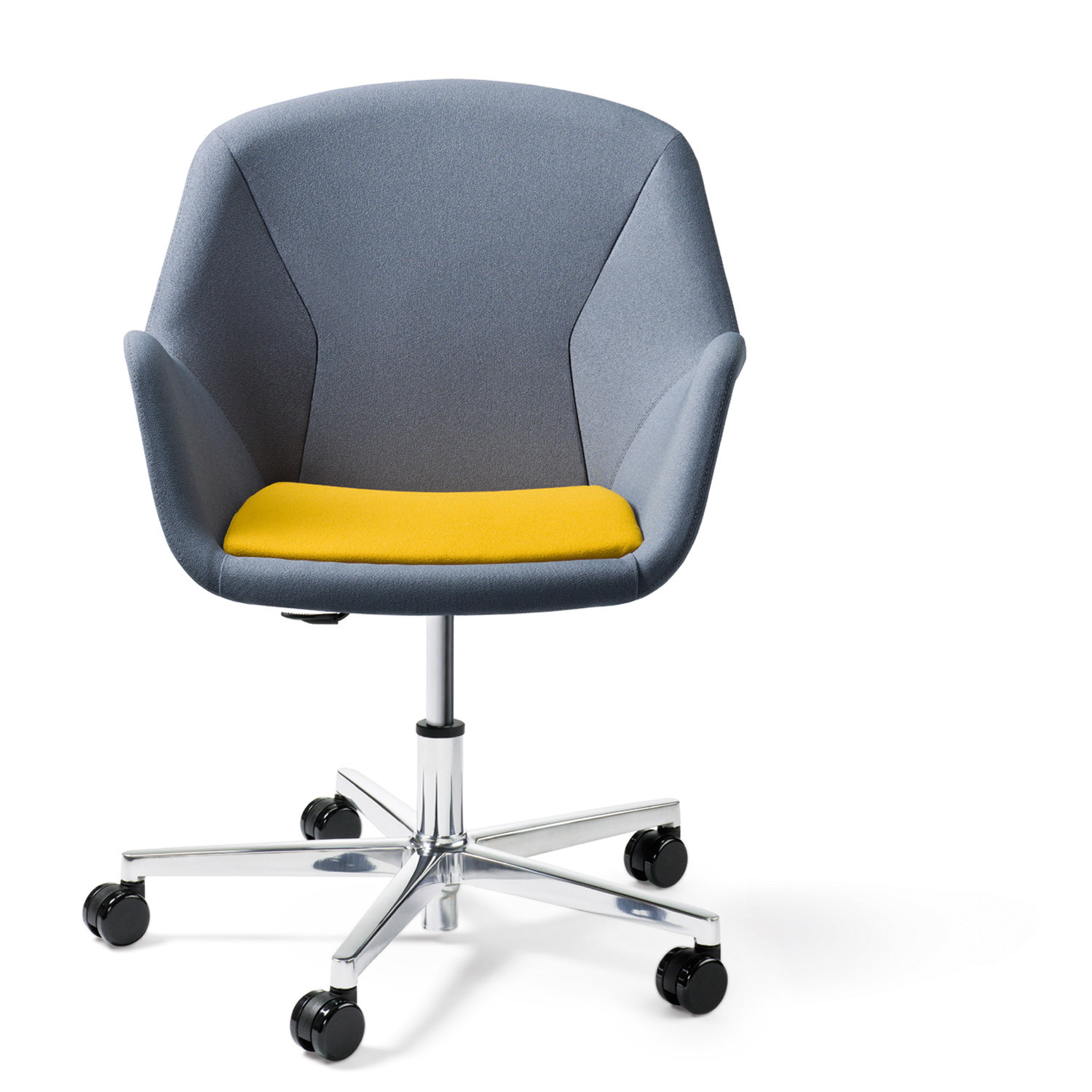 Pulse Office Chair with Castor Wheels