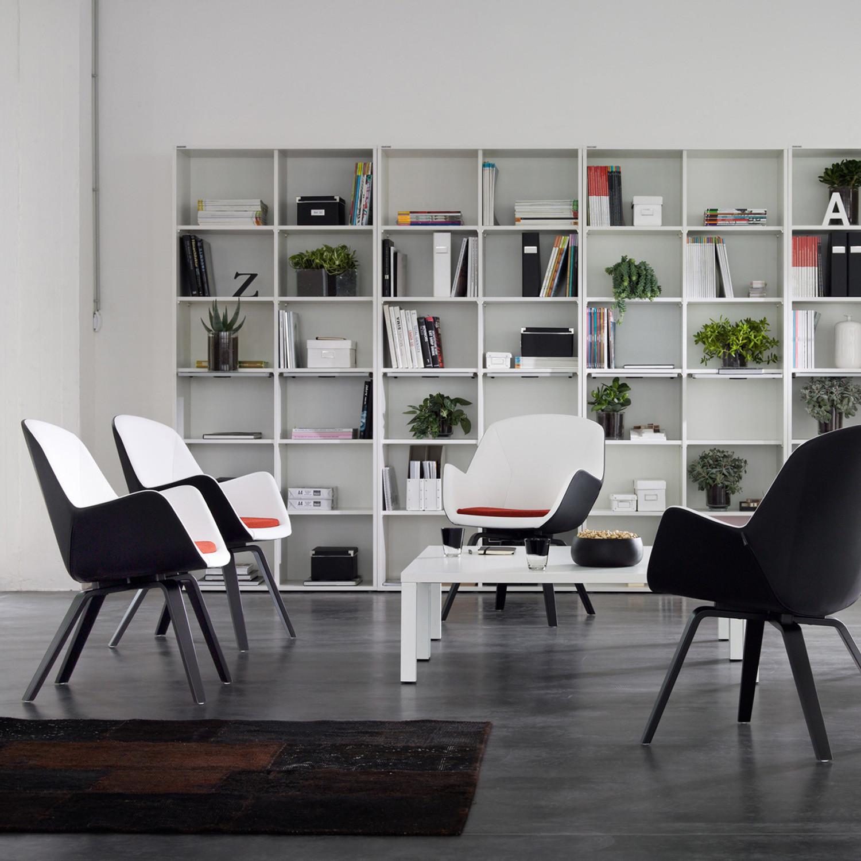 Pulse Meeting Chair by Wiesner Hager