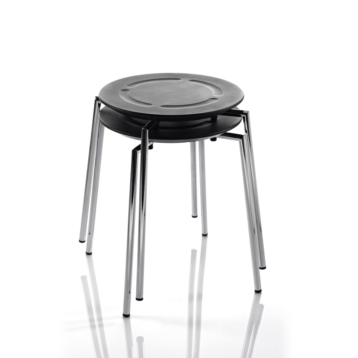 Pure Stools Stackable