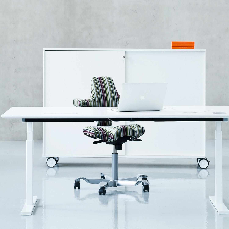 Q20 Adjustable Desk