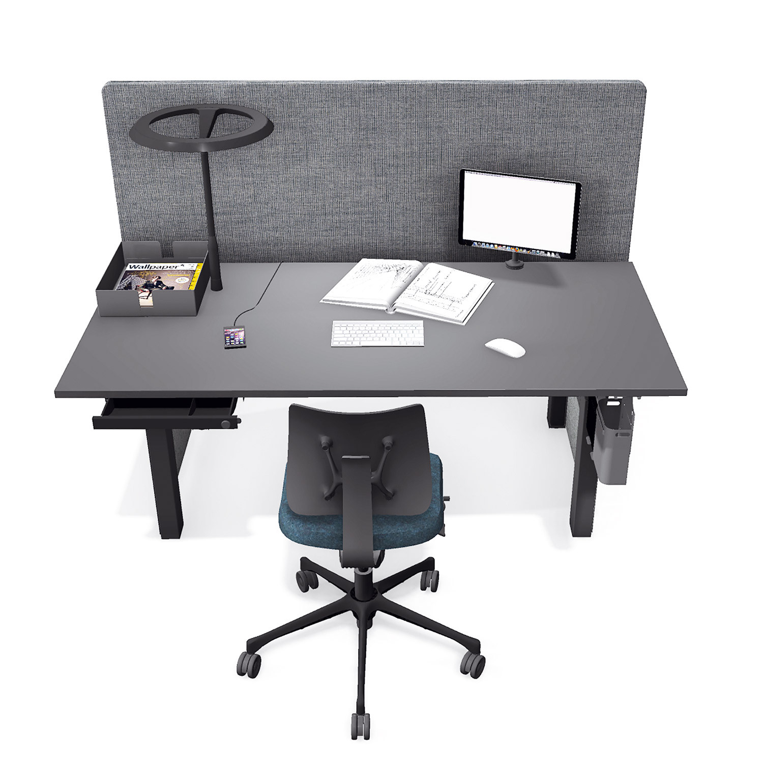 Q40 Electric Height Adjustable Desk