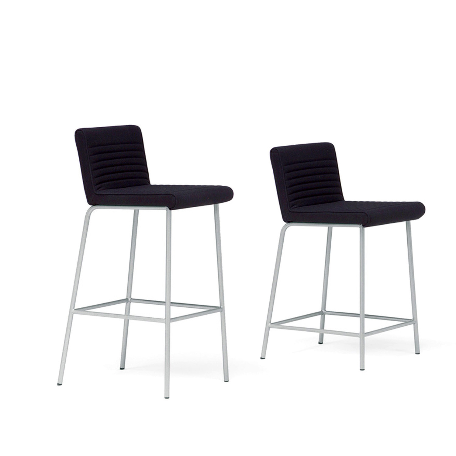 Qool Barstool & Stool by Offecct