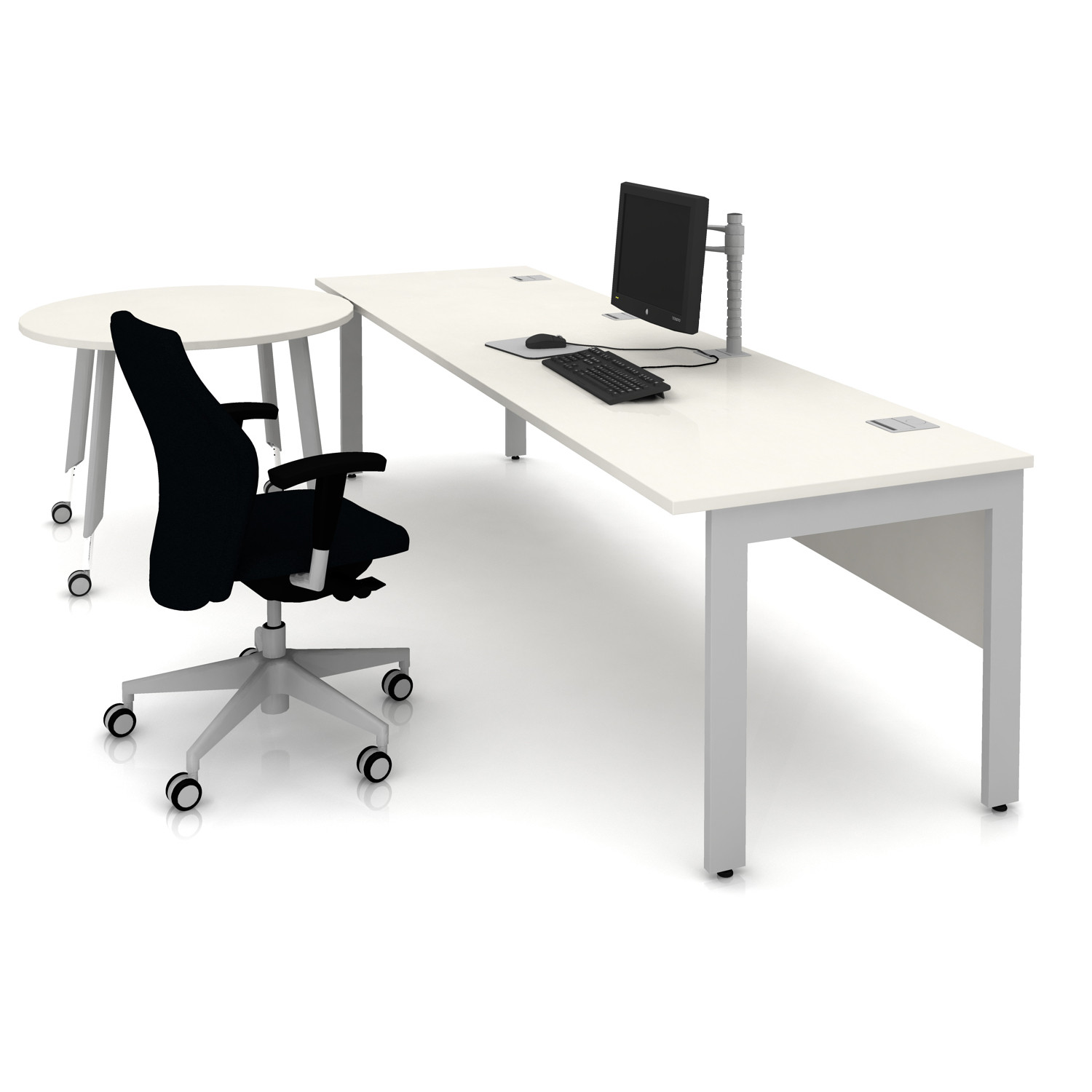Qore Office Large Desk