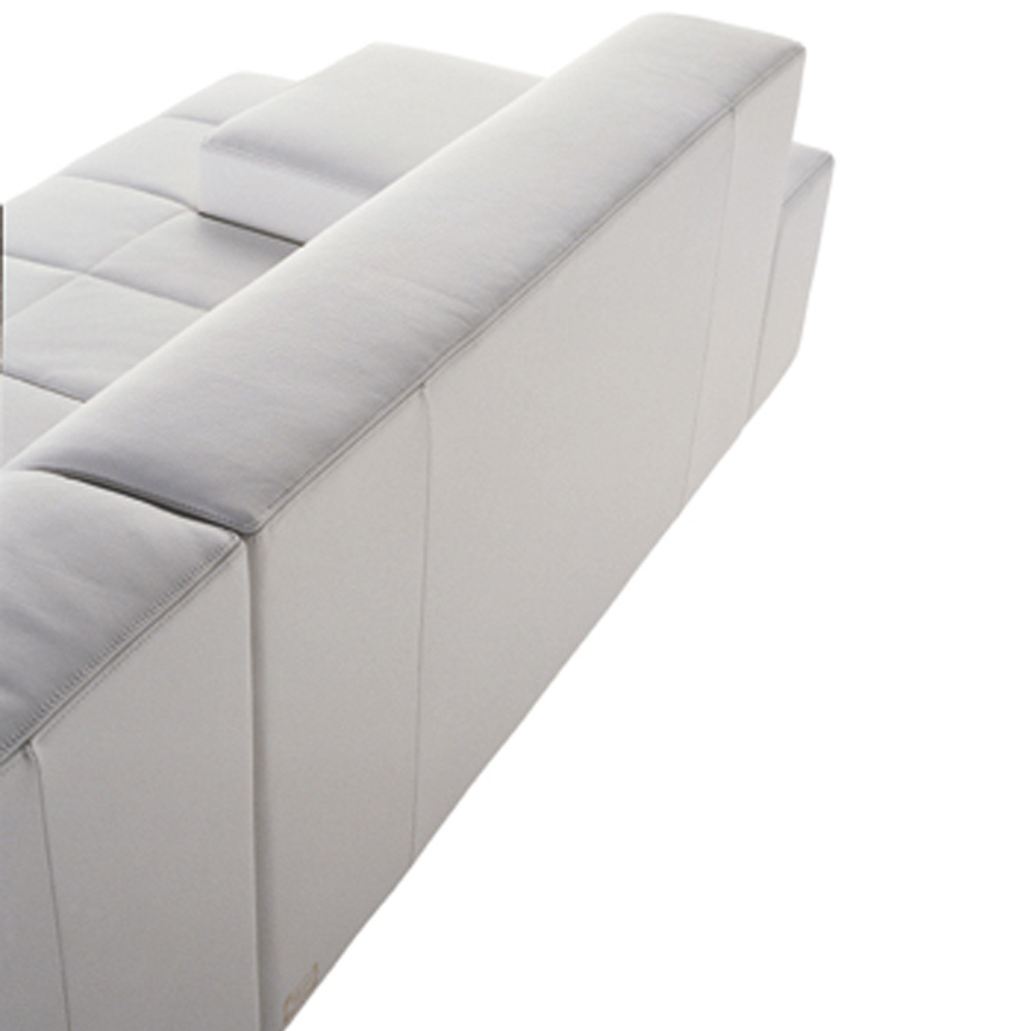 Quadra Sofa Back Angle