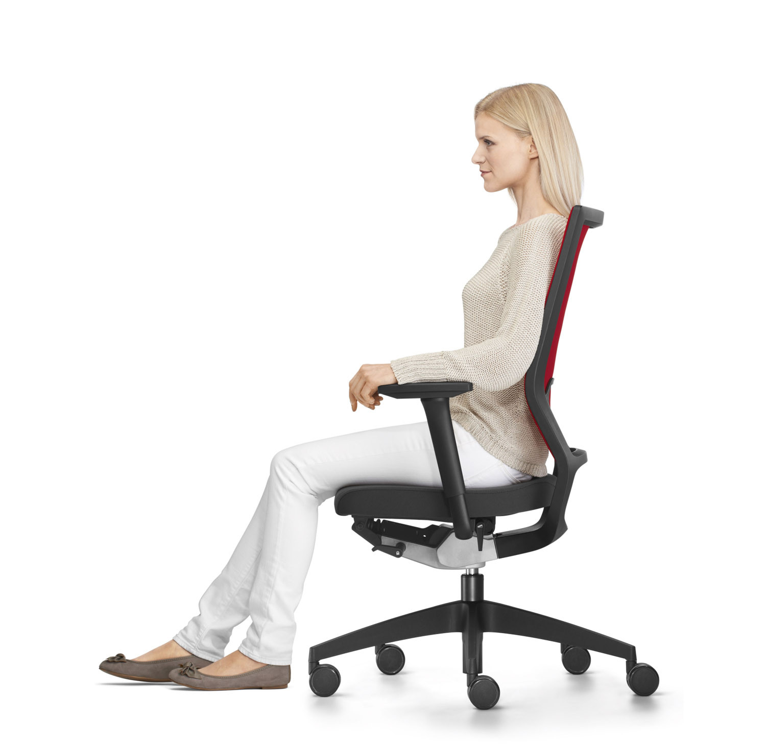 Quarterback Office Chair