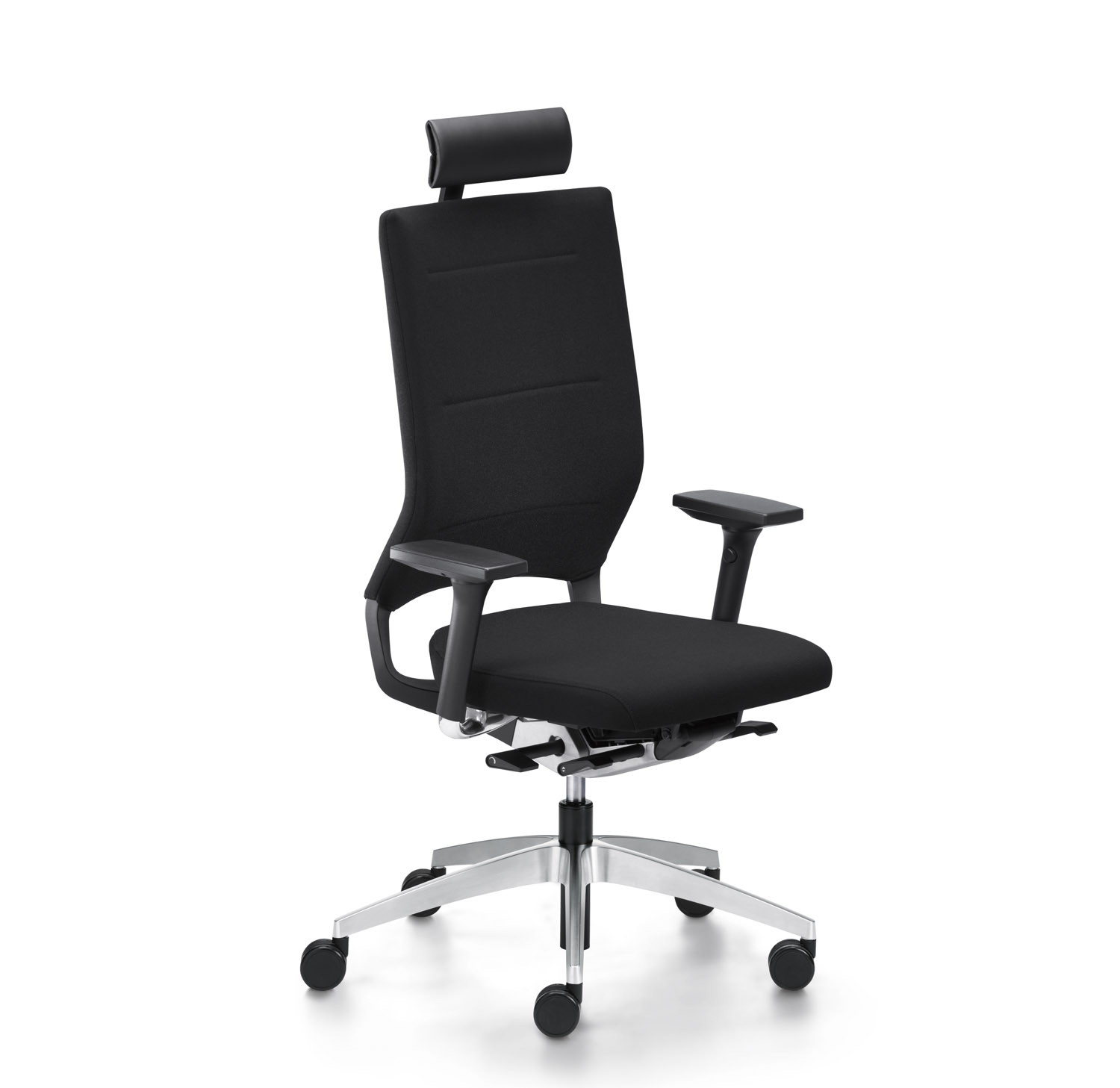 Quarterback Executive Chair with Headrest