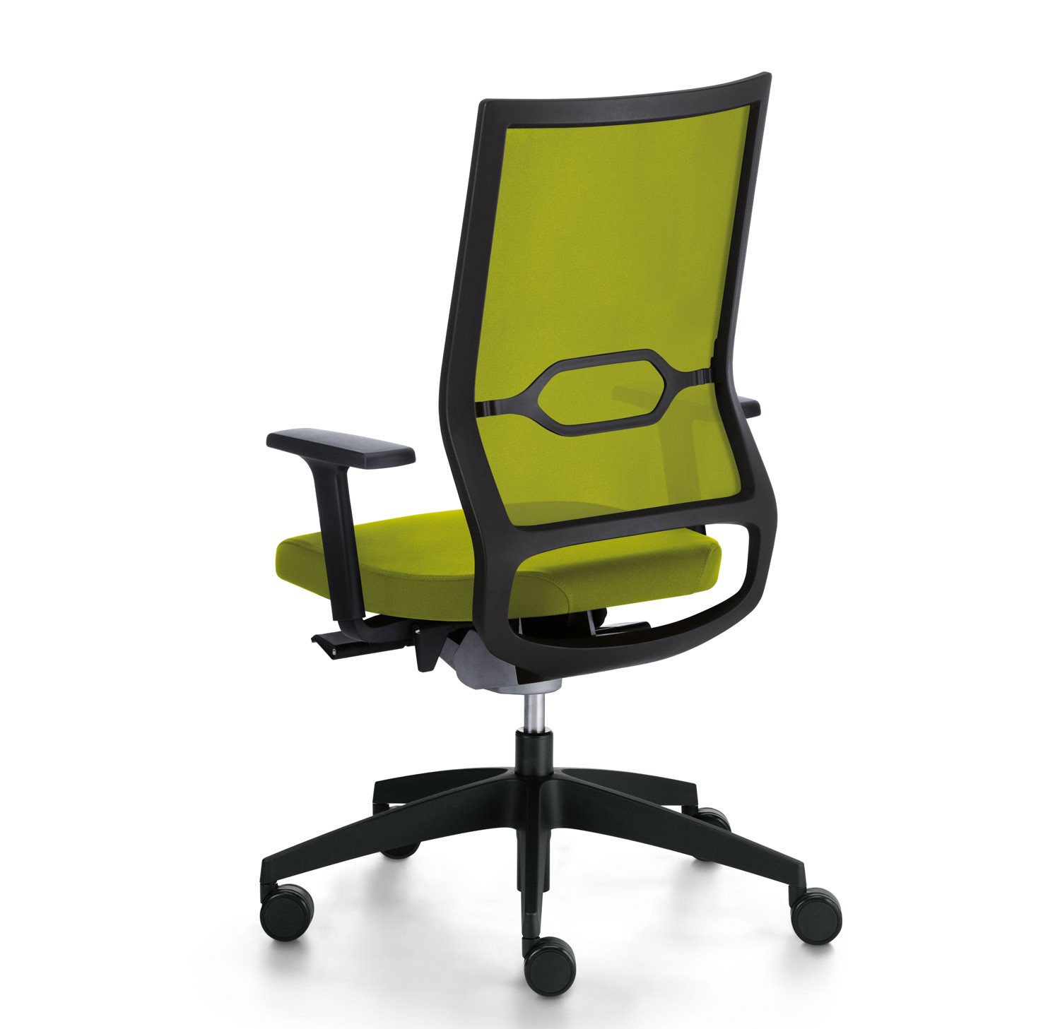 Quarterback Mesh Chair with Lumbar Support