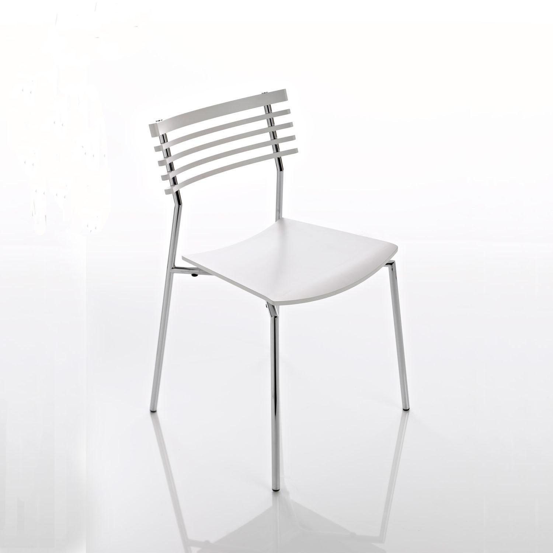 Rail Cafe Chair