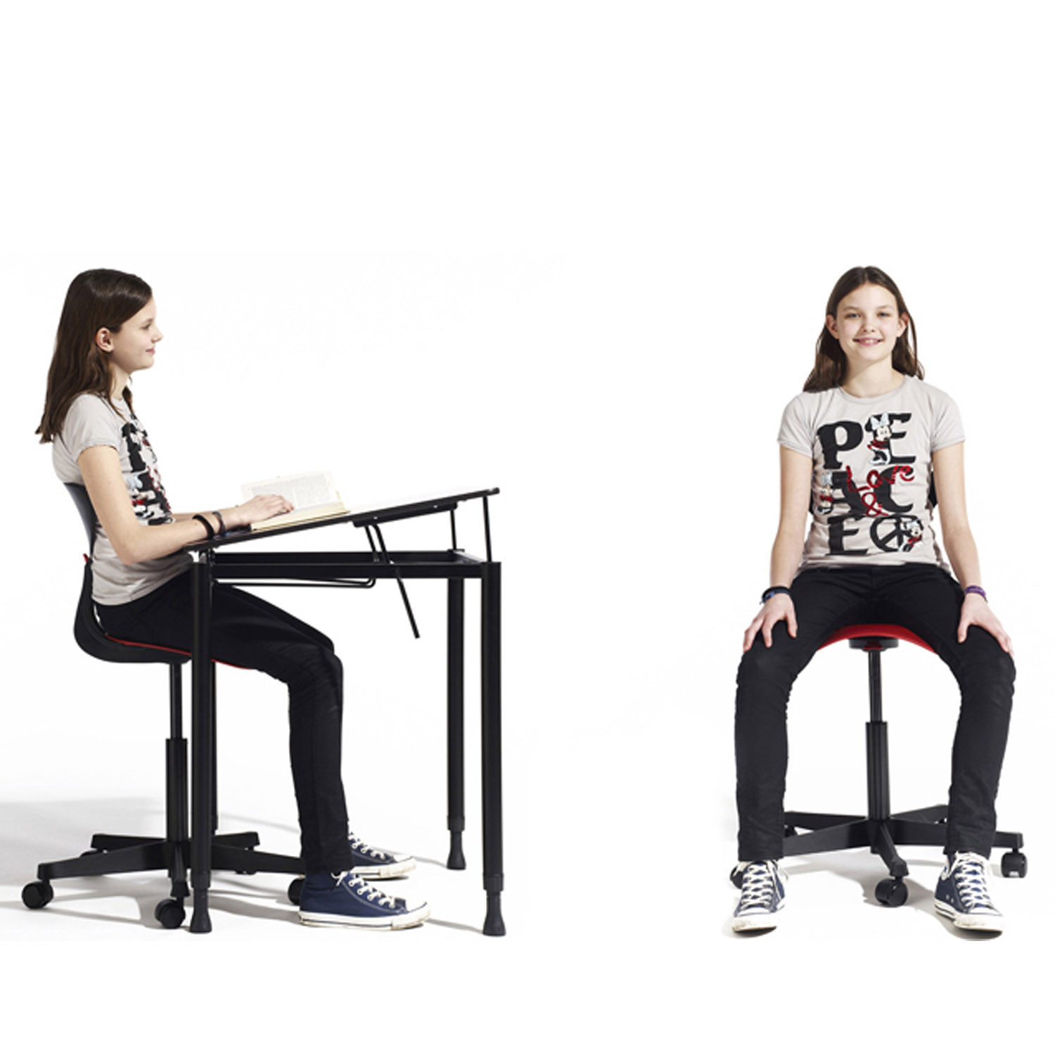 Ray Ergonomic School Chair