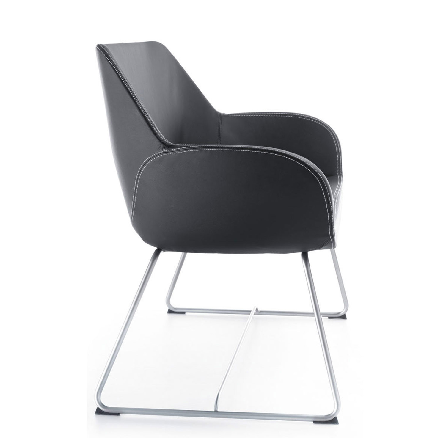 Reflex Meeting Sled Chair