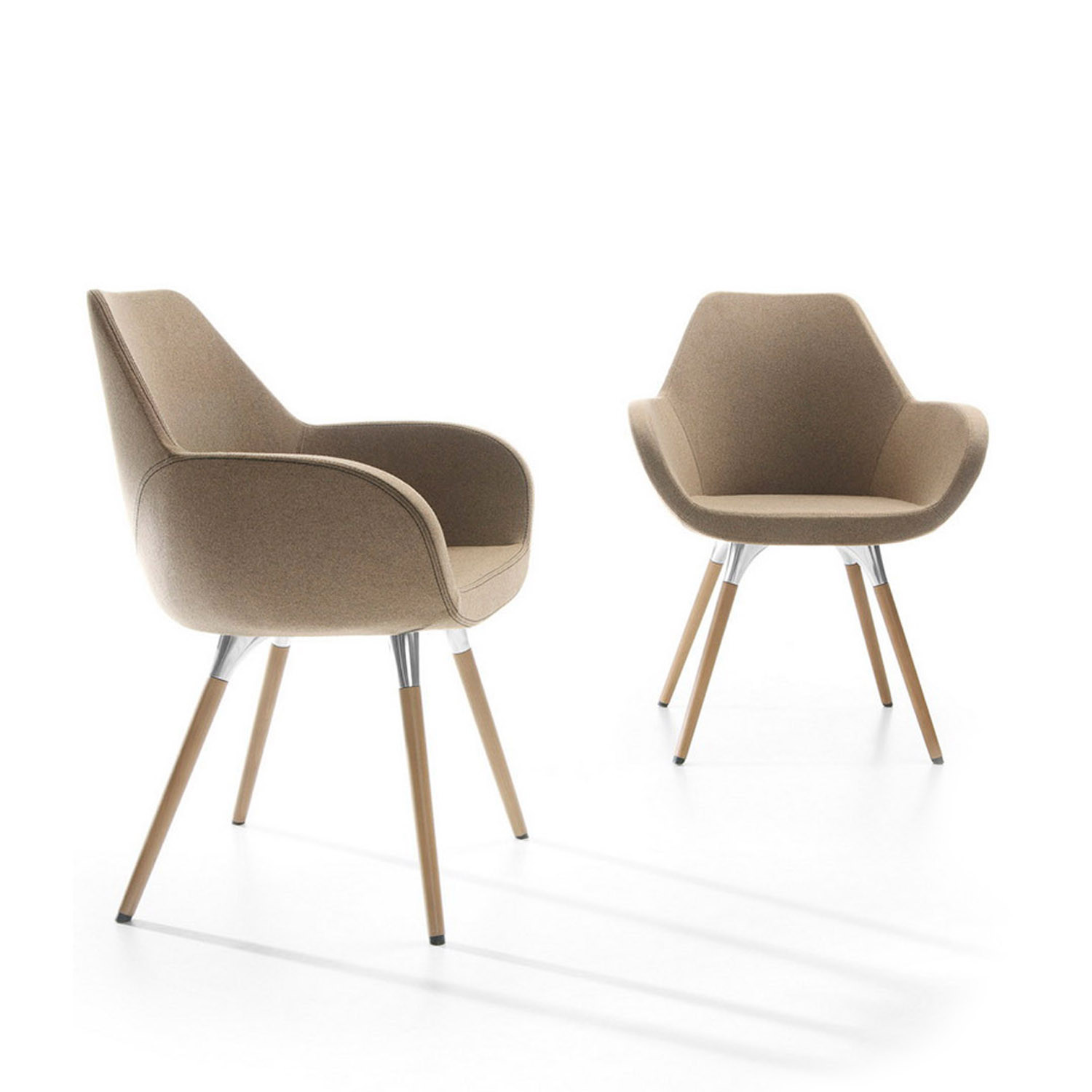 Reflex Wood Armchairs