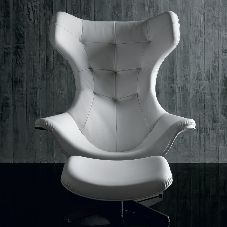 Poltrona Frau Regina II Fauteil Chair